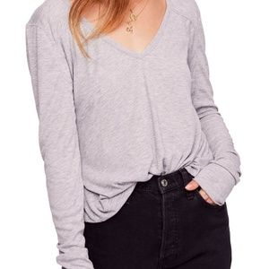New Free People Rock the Boat Knit Long Sleeve S/M